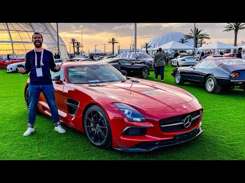 It's Time I Bought A Mercedes SLS AMG Black Series! Heading To The Auction...