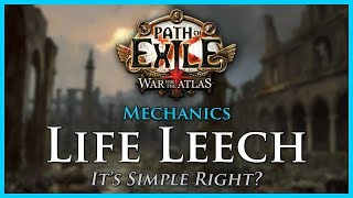 Path of Exile: Life Leech