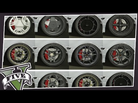 real brand rims pack gta5. Black Bedroom Furniture Sets. Home Design Ideas
