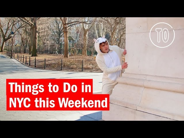 best things to do in nyc this weekend from events to concerts