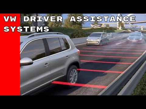 Volkswagen Driver Assistance Systems – Owners Guide