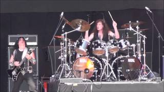 Exciter - Pounding Metal Live @ Sweden Rock Festival 2015