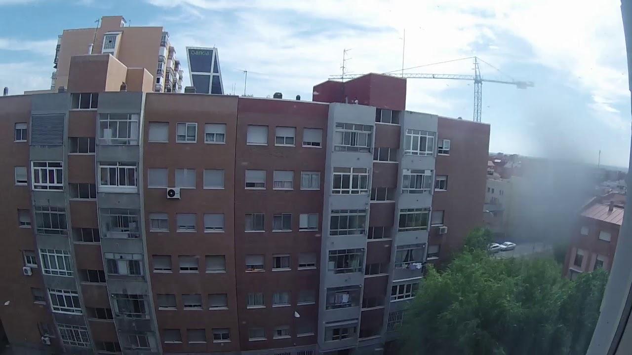 Double bed in Rooms for rent in 8-bedroom apartment in Plaza de Castilla