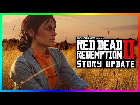 Red Dead Redemption 2 Story Mode DLC - NEW DETAILS! 4k Trailer Coming, PC Screenshots & MORE! (RDR2)