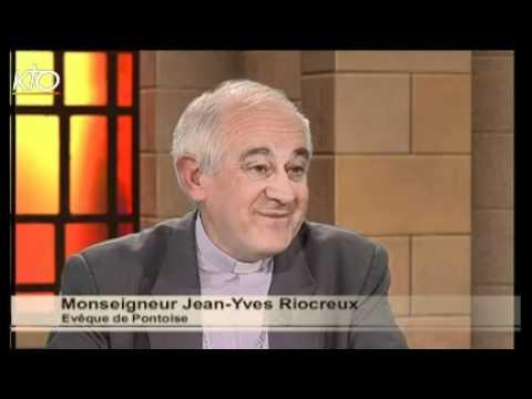 Mgr Jean-Yves Riocreux - Diocèse de Pontoise