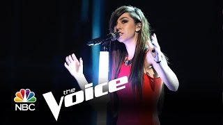 CHRISTINA GRIMMIE TOP 7 THE VOICE COMPILATION (with LYRICS)