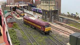 The London Festival of Railway Modelling 2019 - Part 5 - YouTube