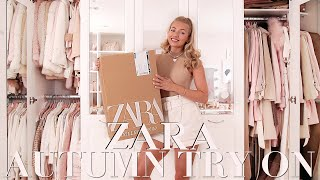 Autumn ZARA Try On Haul! ~ Autumn Fashion Edit 🍂 ~ Freddy My Love