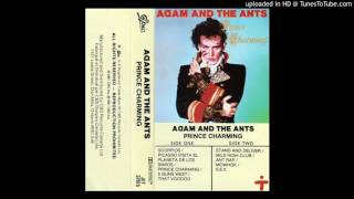ADAM ANT THE ANTS + Prince charming + 04 - 5 guns west