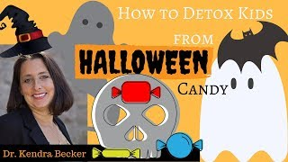 How to Detox Your Kids from Halloween Candy