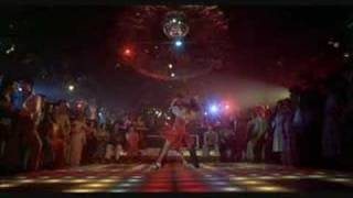Saturday Night Fever disco and latin dance competition