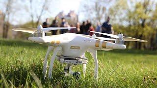 Обзор и тест квадрокоптера EACHAINE e520s из Китая| Лучший дрон с Aliexpress