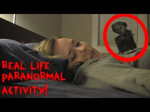 "Watch ""Real Life Paranormal Activity – Part 6 of 6"" on YouTube 