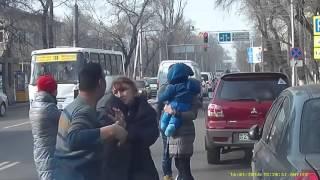 АВАРИИ И ДТП 2016 ⁄ Драки на дорогах !