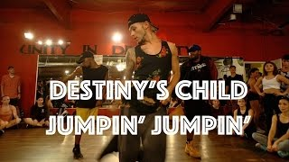 Destiny's Child - Jumpin', Jumpin' | Hamilton Evans Choreography