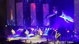 Avenged Sevenfold - Planets live at 3Arena, Dublin.