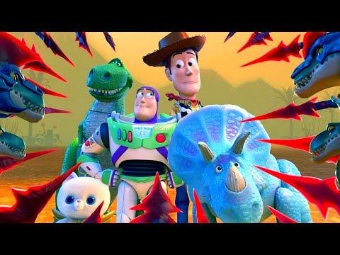 История игрушек - Забытые временем (мультфильм Disney) видео