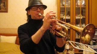 Trumpet exercise High Notes / Упражнения для верхнего регистра