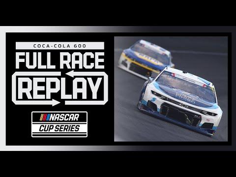 NASCAR コカ・コーラ600(シャーロット・モーター・スピードウェイ)の決勝フルレース動画