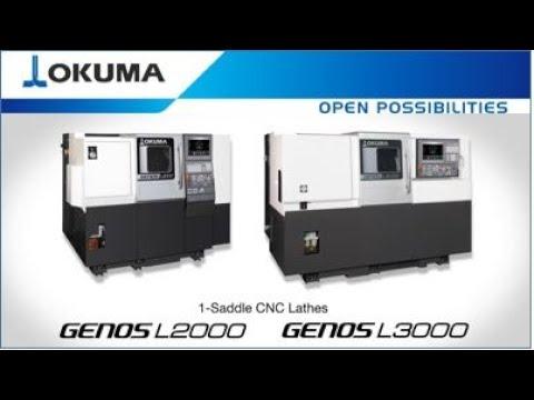 Okuma GENOS L2000 / GENOS L3000
