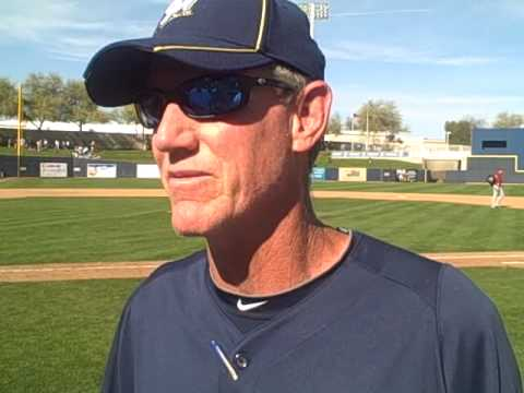 Brewers manager Ron Roenicke postgame (3-12-11)