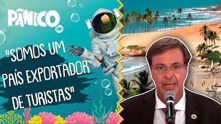 Sabemos dar o devido valor ao turismo brasileiro como os gringos? Gilson Machado analisa