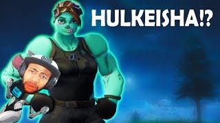 HULKEISHA!? | I HIT THOSE