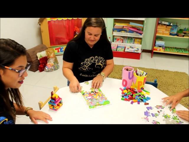 Curso de Pedagogia da FEPI Atividades na Brinquedoteca