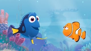 Finding Dory: Just Keep Swimming Game App for Kids | Gameplay - iPhone / iPad