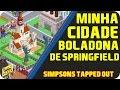 Minha Cidade Boladona De Springfield 2016 Simpsons Tapp