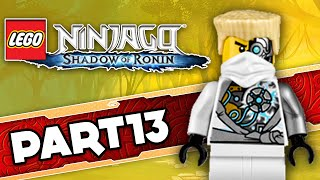 preview picture of video 'LEGO Ninjago Shadow of Ronin Part 13 | Icicle Desert  Gameplay Walkthrough'