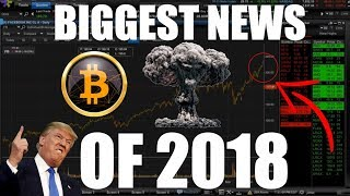SOMETHING REALLY BIG JUST HAPPENED TO BITCOIN/CRYPTO