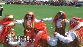 İbrahim Baltacı İÖO Anasınıfı 23 NİSAN GÖSTERİSİ(2012)