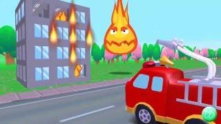 Xe cứu hỏa Gocco, ô tô cứu hỏa Gocco, Firetrucks Gocco