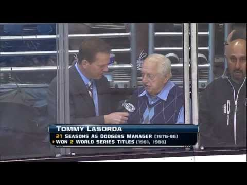 Tommy Lasorda Interview