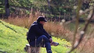 Рыбалка в Крыму 8.04.2018. Бахчисарайский р-н. пруд Салкъын дере.