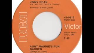 Jimmy Dean - Aunt Maudie's Fun Garden