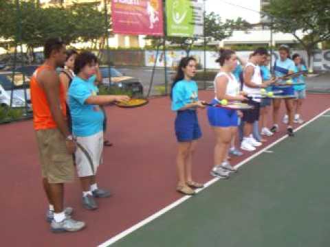 Ver vídeoSindrome di Down: Projeto esportivo