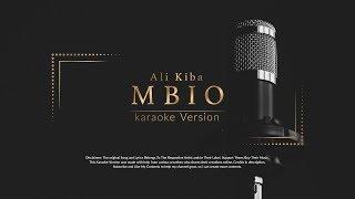 Ali Kiba Mbio Karaoke