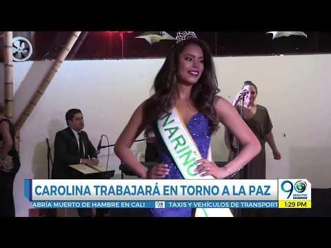 Nariño ya tiene candidata para el Concurso Nacional de la Belleza