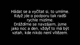 Lipo feat. Debbi - Ležím v tvé blízkosti lyrics