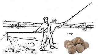 Как забрасывать резинку с берега спиннингом