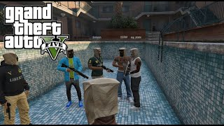 GTA 5 Trap Life In Da Hood Again [HD]