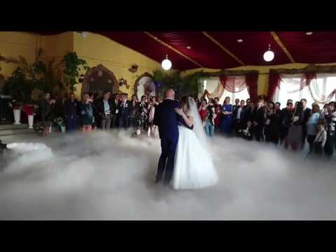 Оформлення весільного танцю спецефектами, відео 19