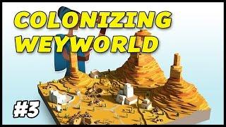 Colonizing Weyworld - Godus Gameplay - Episode 3