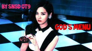 How would SNSD OT9 Sing GOD'S MENU By STRAY KIDS.(REQUESTED)
