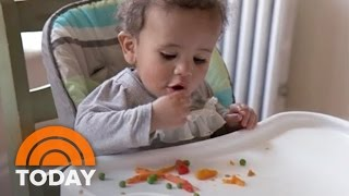 Transitioning To Solid Food: New Baby Basics | TODAY