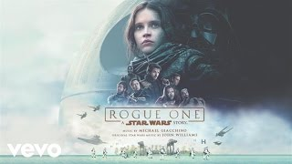 Michael Giacchino - Hope (From 'Rogue One: A Star Wars Story'/Audio Only)