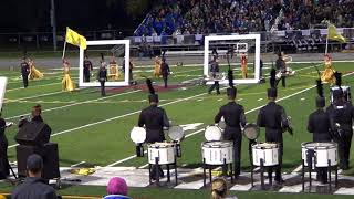 2017 Music in the Park - Mechanicsburg H.S. Marching Band - 9/30/2017