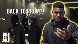 JuJu Smith Schuster Goes To A Fan's Prom!!